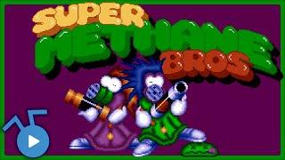 The Boys dive into the seedy underworld of Super Methane Bros on Antstream Arcade.