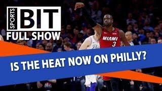 Game 3s: 76ers-Heat, Blazers-Pelcans & Warriors-Spurs   Sports BIT   Thursday, April 19