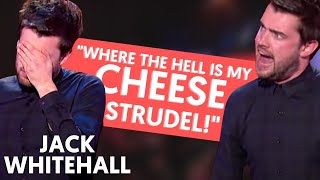 Jack Whitehall's EMBARRASSING Airplane Story! | Live at the Apollo