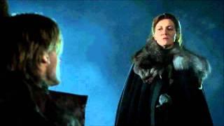 Game of Thrones - Catelyn Stark & Jaime Lannister Conversation