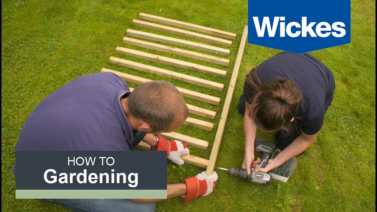 How To Assemble Deck Railings With Wickes