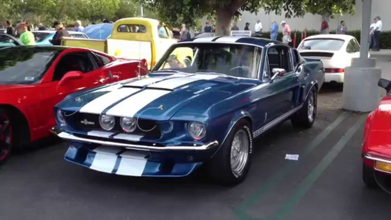 See and hear this 1967 shelby mustang tunnel port 427 gt 500