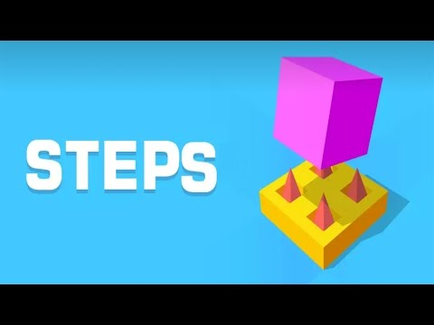 Steps  [Android/iOS] Gameplay (HD)