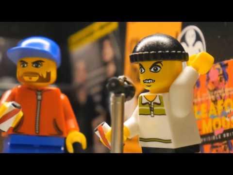 Lego Sleaford Mods - Jobseeker
