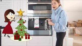 HOME SHOPPING & DECORATING! Vlogmas 1