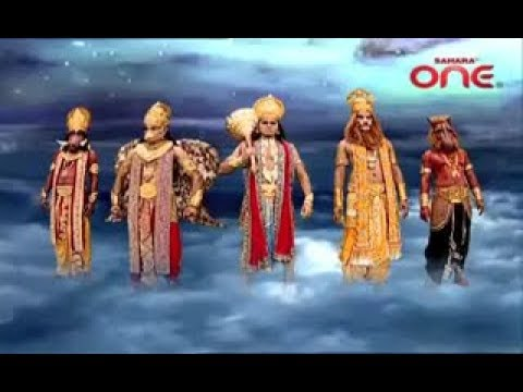 Panchmukhi Hanuman(पंचमुखी हनुमान)  in जय जय जय बजरंगबली  Jai Jai Jai Bajrangbali Full Episode