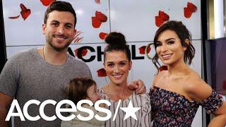 Ashley I., Tanner Tolbert & Jade Roper Break Down 'The Bachelor's' Awkward Hometown Dates | Access