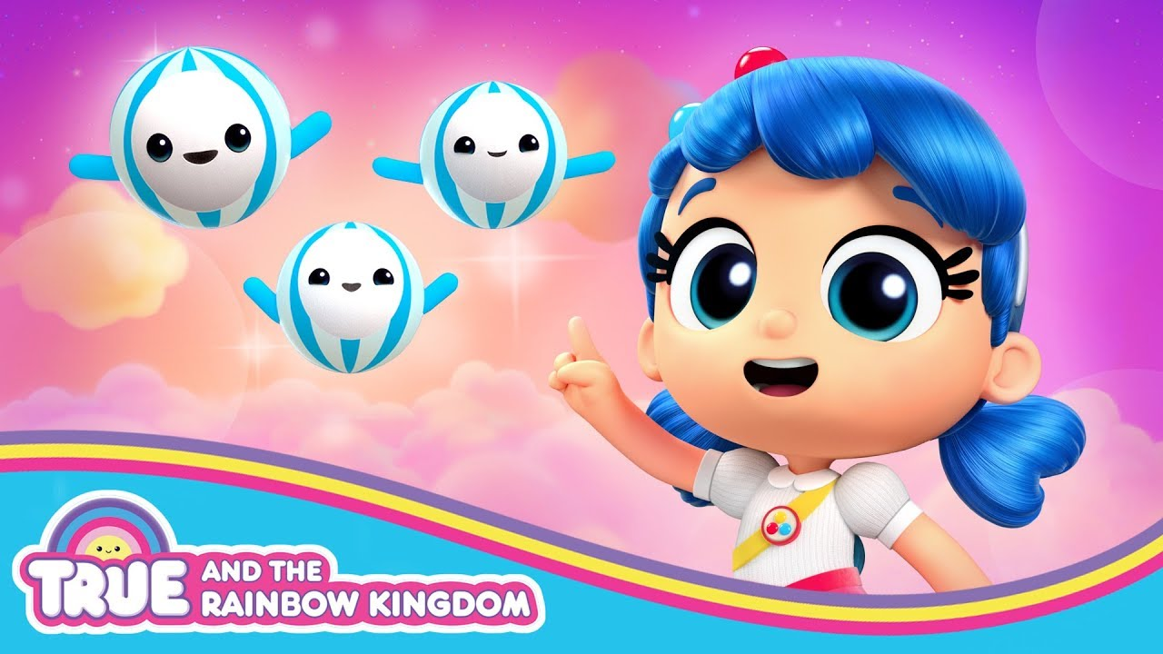 Wishes Meet Joiner True and the Rainbow Kingdom