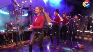 Festi Palca 2017 - Presentación Puro Sentimiento en Tarma