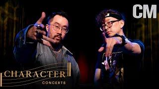 Jason Chu x Alan Z    Character Concerts E14