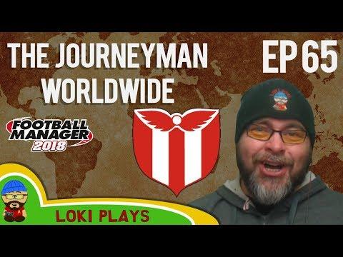 FM18 - Journeyman Worldwide - EP65 - River Plate Uruguay - NEW SEASON - Football Manager 2018