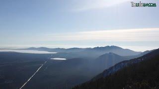 Боровое. Восхождение на гору Синюха (Кокшетау) зимой