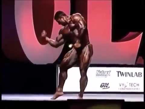Сергей Шелестов Мистер Олимпия 2008 Mr. Olympia Sergey Shelestov