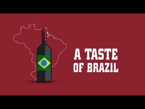 wine article A Taste of Brazil  Wines of Brasil