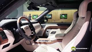 New 2019 | 2019 Range Rover SV Coupe - Exterior and Interior Walkaround  in HD