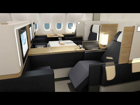 SWISS First Class from Zurich to New Delhi (Airbus A330): Sw