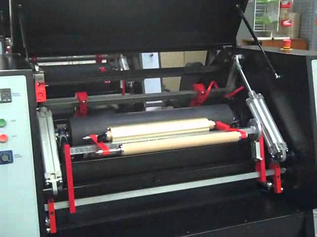 MGE Semi Automatic Machine Videos