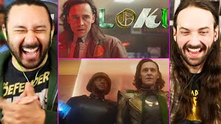 LOKI OFFICIAL TRAILER REACTION!! (Trailer #2 | Marvel Studios' | Breakdown | Disney+)