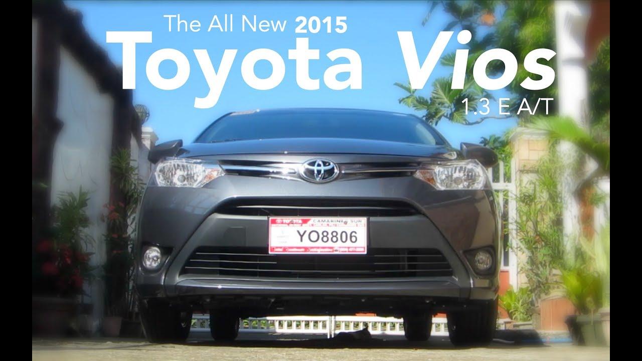 Toyota yaris 1 3 e mt 2017 philippines price amp specs autodeal - 2015 Toyota Vios 1 3 E Automatic