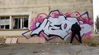MEOS - (GRAFFITI) ABANDONED PLACE