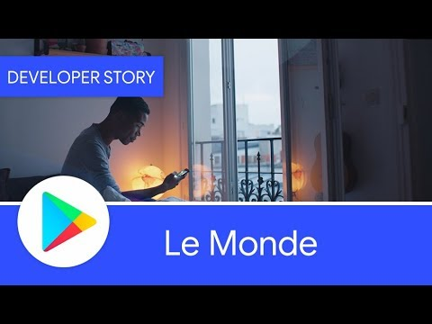Android Developer Story: Le Monde increases subscriptions with Google Play Billing