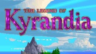 The Legend of Kyrandia. Полное прохождение без комментариев.