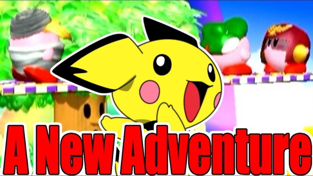 how to get pichu in super smash bros melee