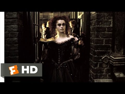Sweeney Todd (6/8) Movie CLIP - God, That's Good! (2007) HD