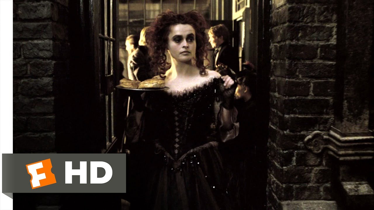 Sweeney Todd 6 8 Movie CLIP