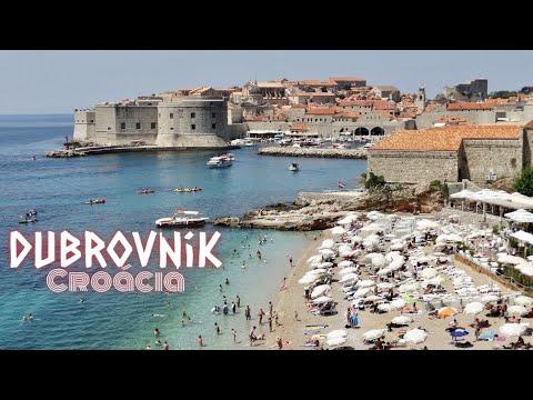 Dicas de Dubrovnik: um paraíso na Croácia
