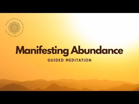 Manifesting Abundance - Cytrine Cave | Guided Meditation