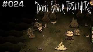 DON'T STARVE TOGETHER #024: Die Hitze tötet! [HD+] | Let's Play Don't Starve