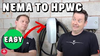 Video-Search for wall connector vs nema 15-40