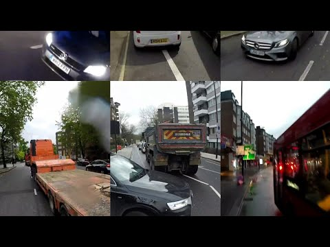 The #SwissCottageTriangleOfDeath Compilation of clips filmed on the roads around Swiss Cottage