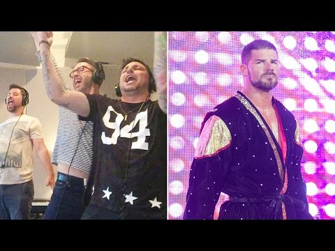 See how Bobby Roode's glorious entrance music was created