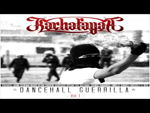 Kachafayah Sound - Dancehall Guerrilla Vol.1