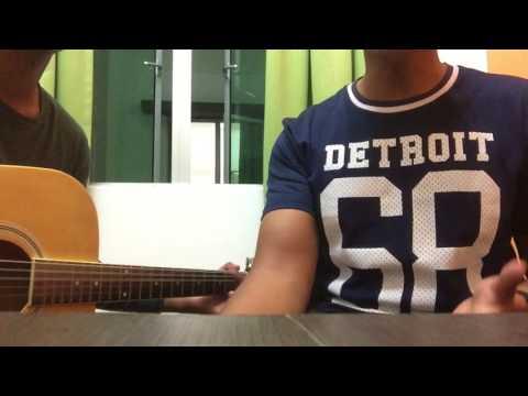 Ainul Mardhiah Cover by Zikri ft Adlan