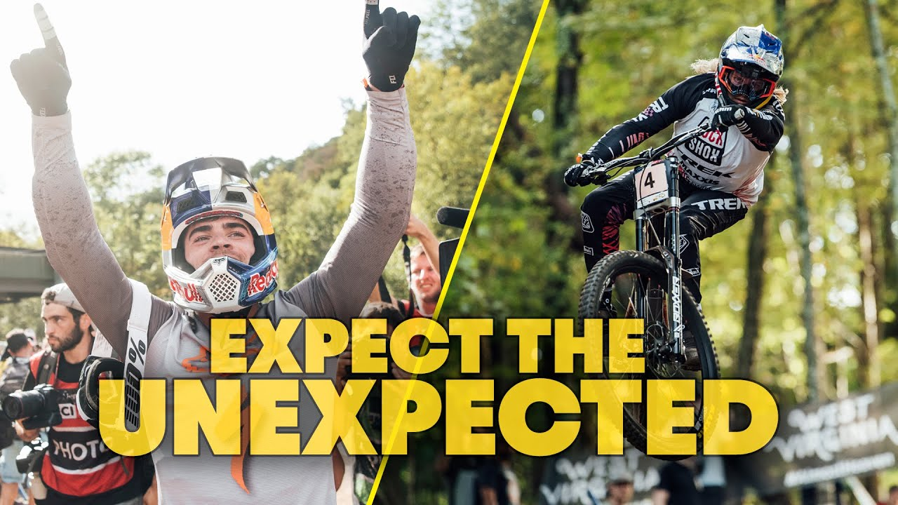 THIS is Downhill! Nail biting SEASON FINALE in Snowshoe | UCI MTB World Cup 2021
