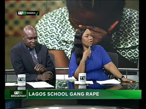 TVC Breakfast 11th May 2017 | Lagos School gang rape -  Part 1