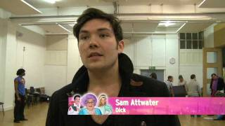 Dick Whittington with Dame Edna, EXCLUSIVE Behind The Scenes (Part One)