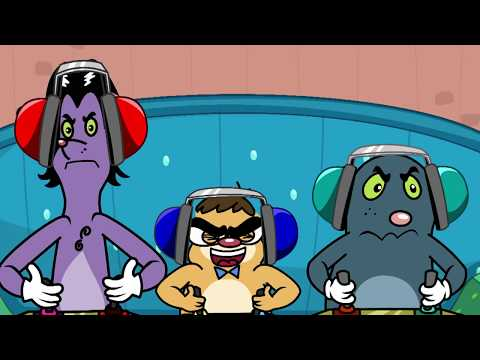 Rat-A-Tat| 'Zombies Halloween House'|Chotoonz Kids Funny Cartoon Videos
