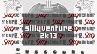 silly venture 2k13 invitro for Atari 8-bit