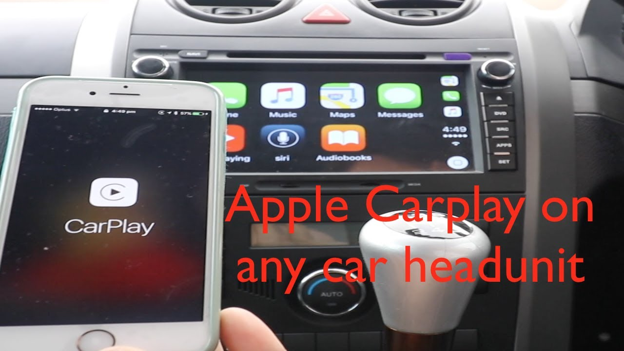 New apple CarPlay usb dongle for android hea… | Android Auto
