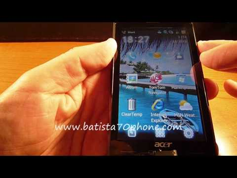 Video Recensione Acer Neo Touch by batista70phone