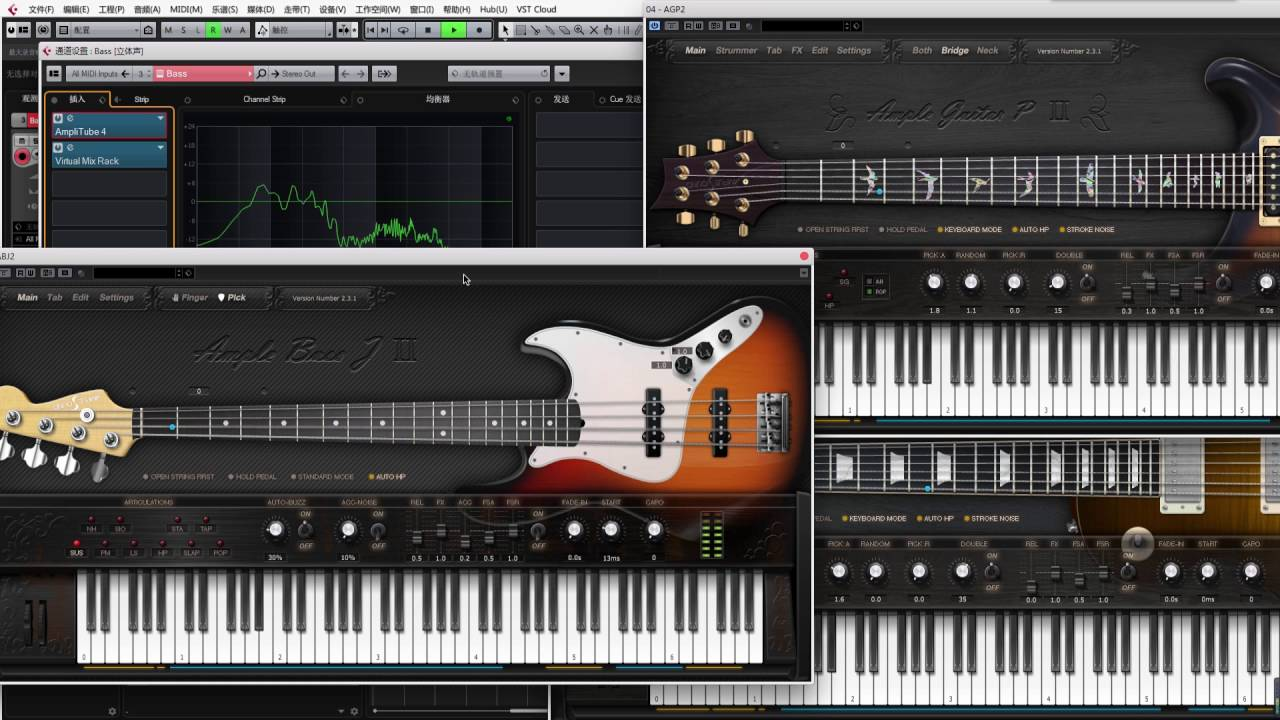 ample sound agg review