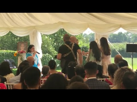 Sonal Dave - Celebrant Wedding
