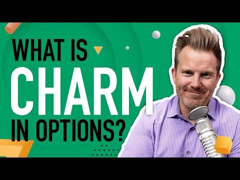 Option Charm Explained: Trading Greeks