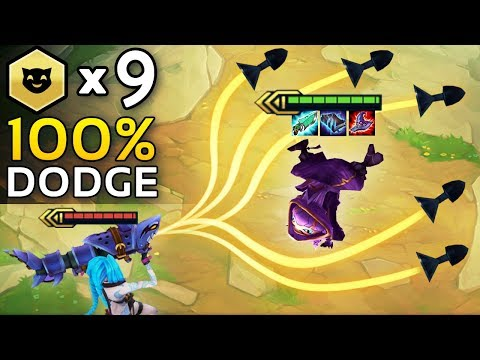 This Is What 100% Dodge Looks Like... | TFT Epic & Funny Moments #50