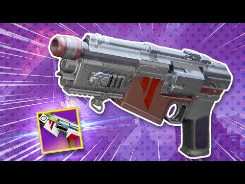 The NEW Hand Cannon, D.F.A.!  *AND Also WARMIND!?*   Destiny 2