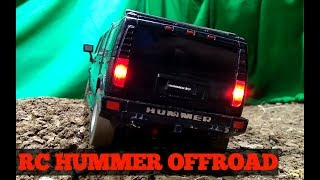 RC Toy Car Hummer OFFROAD
